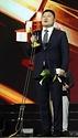 28일 서울 동대문구 경희대 평화의전당에서 2020 대한민국 대중문화예술상 온라인 시상식이 열렸다. 대통령 표창을 수상한 방송인 강호동.