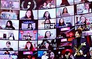 28일 서울 동대문구 경희대 평화의전당에서 2020 대한민국 대중문화예술상 온라인 시상식이 열렸다. 국무총리 표창을 수상한 배우 강하늘.