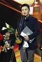 28일 서울 동대문구 경희대 평화의전당에서 2020 대한민국 대중문화예술상 온라인 시상식이 열렸다. 국무총리 표창을 수상한 안무가 최영준.