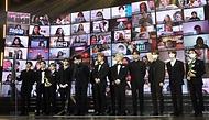 28일 서울 동대문구 경희대 평화의전당에서 2020 대한민국 대중문화예술상 온라인 시상식이 열렸다. 국무총리 표창을 수상한 세븐틴.