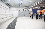 양충모 새만금개발청장이 지난 1월 12일 대한민국 제1호 완주 상용차 수소충전소를 방문해 시설을 시찰했다.