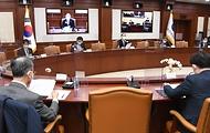 홍남기 부총리 겸 기획재정부 장관이 1월 21일 서울 광화문 정부서울청사에서 열린 '제3차 혁신성장 BIG3 추진회의'를 주재, 모두발언을 하고 있다.