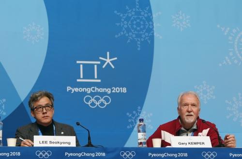 2018 평창동계올림픽 공식 포토 브리핑