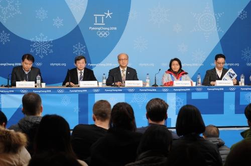 2018 평창 동계올림픽 개회식(9일) 기상전망 발표
