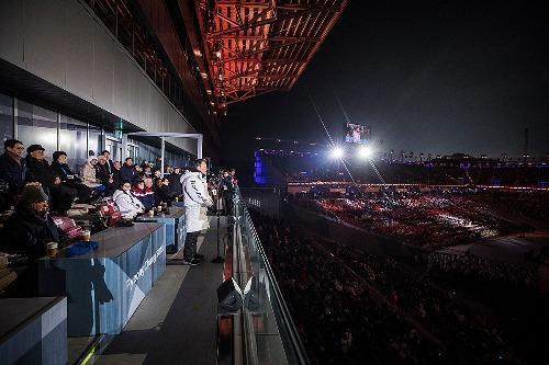 평창 동계올림픽 개막식