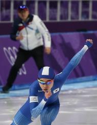 스피드스케이팅 남자 1,500m 메달 경기, 김민석 동메달