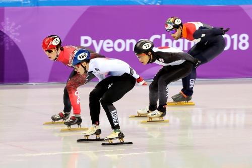 쇼트트랙 스피드 스케이팅 남자 1,000m  예선