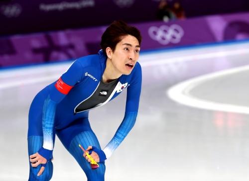스피드스케이팅 남자 10,000m 경기, 이승훈 선수 출전