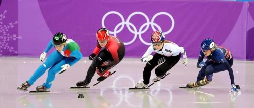 쇼트트랙 스피드 스케이팅 여자 500m 준결승 및 결승, 최민정 선수 안타깝게 실격