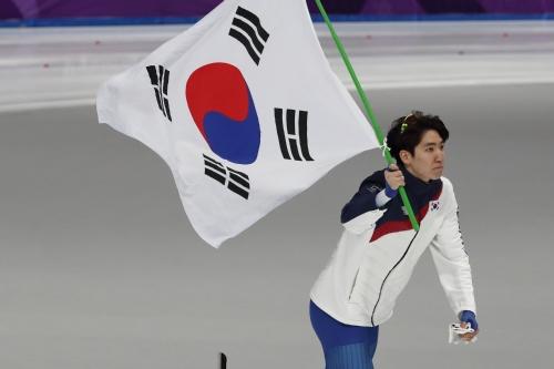 스피드스케이팅 남자 500m 메달 경기, 차민규 은메달