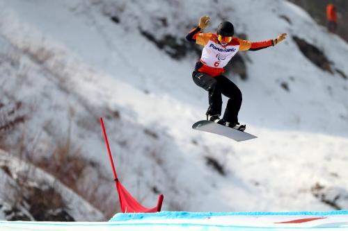 2018 평창 동계패럴림픽 남여 스노보드 크로스 예선 및 결승 경기