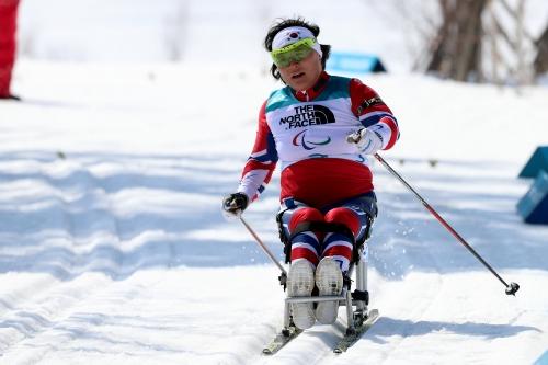 2018 평창동계패럴림픽 바이애슬론 여자 10km 좌식 경기