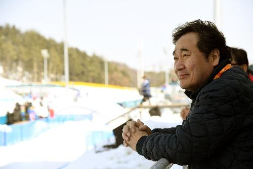2018 평창 동계패럴림픽대회 경기장 방문 및 관람