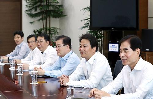 판문점선언 이행추진위원회 회의