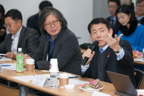 바이오경제 구현을 위한 기업인 간담회
