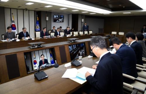 제64회 국정현안점검조정회의