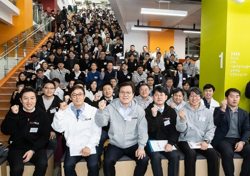 '핀테크, 금융이 바뀐다' 금융위원장, 현장간담회 개최