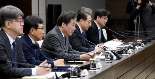 제65회 국정현안점검조정회의