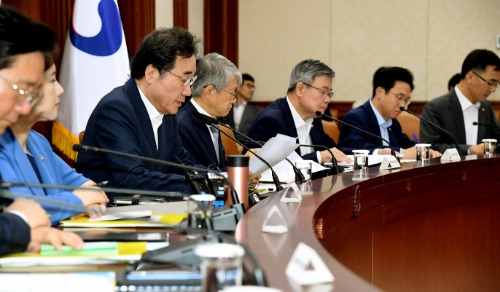 제89회 국정현안점검조정회의