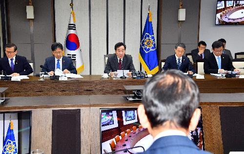제97회 국정현안점검조정회의