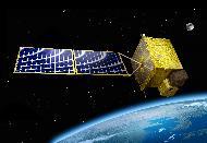 <p>2월 18일 오후'정지궤도복합위성 2B호(천리안위성 2B호)'가남미 프랑스령 기아나(French Guiana) 쿠루(Kourou)의 기아나 우주센터에서 성공적으로 발사되었다. 천리안위성 2B호는 발사 약 31분 후 고도 약 1,630km 지점에서 아리안-5 발사체로부터 정상적으로 분리되었고, 이어 약 6분 뒤에 호주 야사라가(Yatharaga) 지상국과의 첫 교신에도 성공했다. 사진은 천리안위성 2B호 상상도. (사진출처 : 한국항공우주연구원)<br></p>