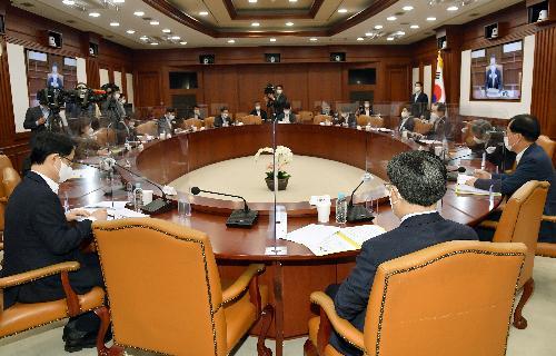 제114회 국정현안점검조정회의