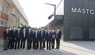 <p>문성혁 장관은 10월 27일 한국해양대학교에 있는 '조선해양응용실증기술센터(MASTC)'를 방문하여 국내 최초인 전기추진선박 테스트 베드 구축 현장을 둘러보고 관계자들을 격려하였다. <br></p>