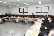 문성혁 해양수산부장관이 1월19일 보령시에 있는 김 수출 가공업체인 갓바위식품(주)을 방문하여 김 업계의 노고를 치하하고 업계 애로사항을 청취하였다.
