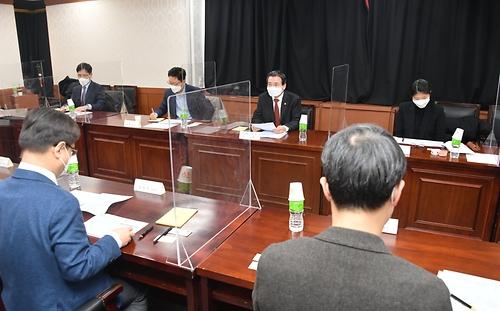 김용범 차관, 인구정책 전문가 간담회