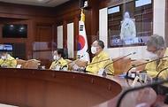 홍남기 부총리, 제27차 비상경제 중앙대책본부회의