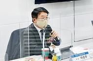 이승우 산업통상자원부 국가기술표준원장이 21일 오후 서울 양재동 한국시험인증산업협회에서 열린 'TBT 종합지원센터 출범식'에서 축사하고 있다.