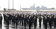 제75기 해군사관생도 졸업 및 임관식
