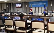 장애인정책조정위원회 위촉식 및 위원회 회의