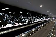 국립고궁박물관, 인천국제공항 입국장에 전통문화 미디어 설치