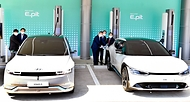현대차 초고속 전기차 충전서비스 개소식