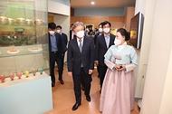 김치 스마트공장 풍미식품 방문