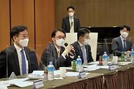 임재현 관세청장, 인천 지역경제 활성화 위한 기업 간담회 참석
