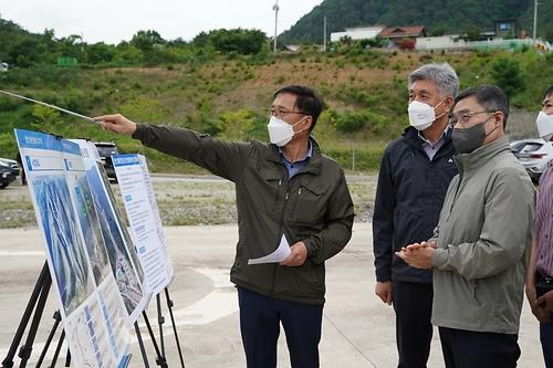 정선 가리왕산 알파인경기장 산림복원계획 논의