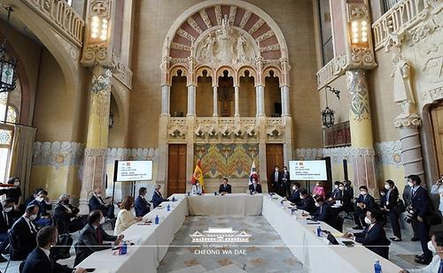 한-스페인 관광산업 라운드테이블