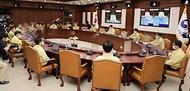 코로나19 대응 중앙재난안전대책본부 회의 사진 7