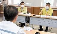 감염병전담병원 현장방문 사진 15