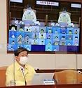 코로나19 대응 중앙재난안전대책본부 회의 사진 6