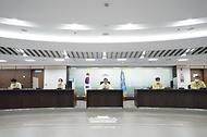 코로나19 중앙재난안전대책본부 회의 사진 1