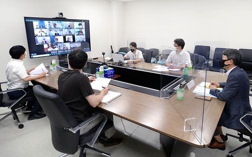 신남방국가 코로나 확산 대응 업종별 유관기관 회의