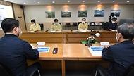 폭염·방역 대응 및 건설 자재 수급현황 점검 현장방문 사진 12