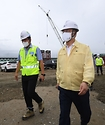 폭염·방역 대응 및 건설 자재 수급현황 점검 현장방문 사진 2