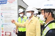 폭염·방역 대응 및 건설 자재 수급현황 점검 현장방문 사진 4