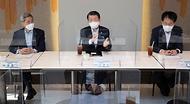 금융위원장, 금융권 민생지원 및 일자리창출 점검 간담회