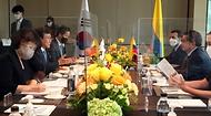 콜롬비아와 보건의료 협력 의지 다져