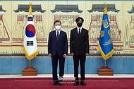 미래세대와 문화를 위한 대통령 특별사절 임명장 수여식 사진 19
